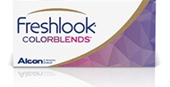 FreshLook Colorblends - Prescription Lenses